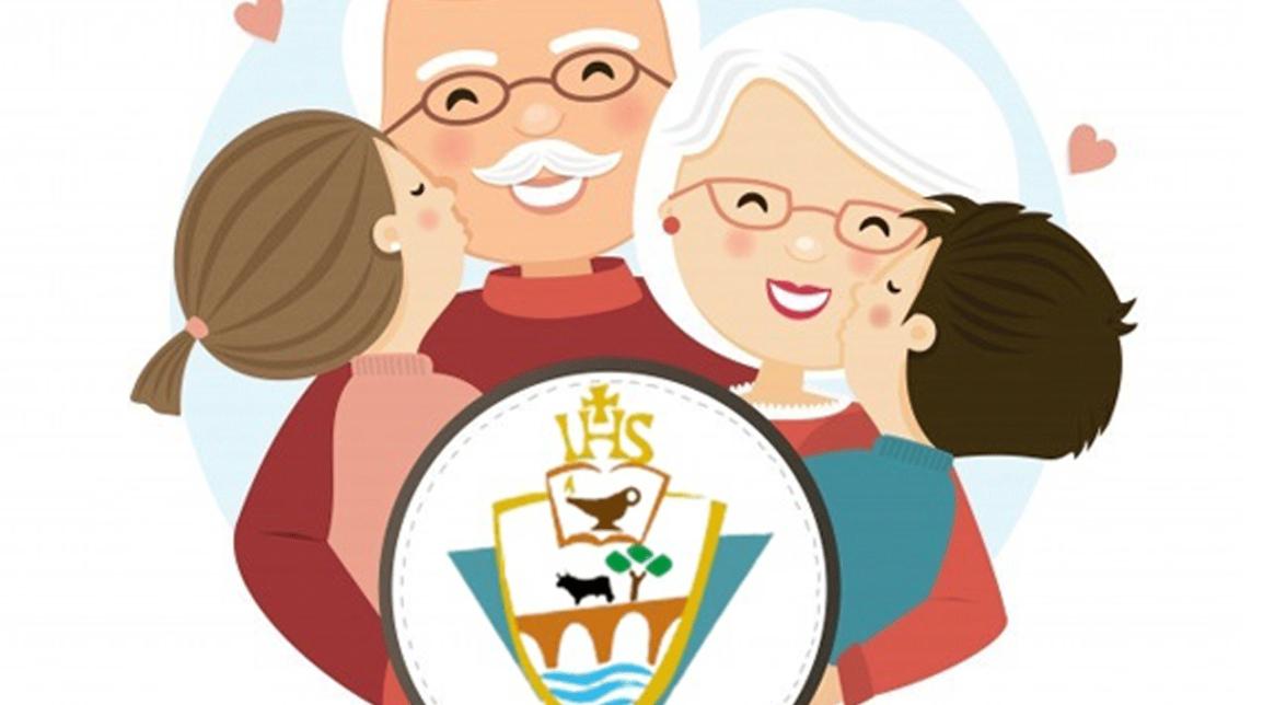 Homenaje a los abuelos de 1º de Educación Infantil del Colegio San Estanislao de Kostka deSalamanca